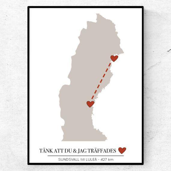 kärlekskartan norra sverige