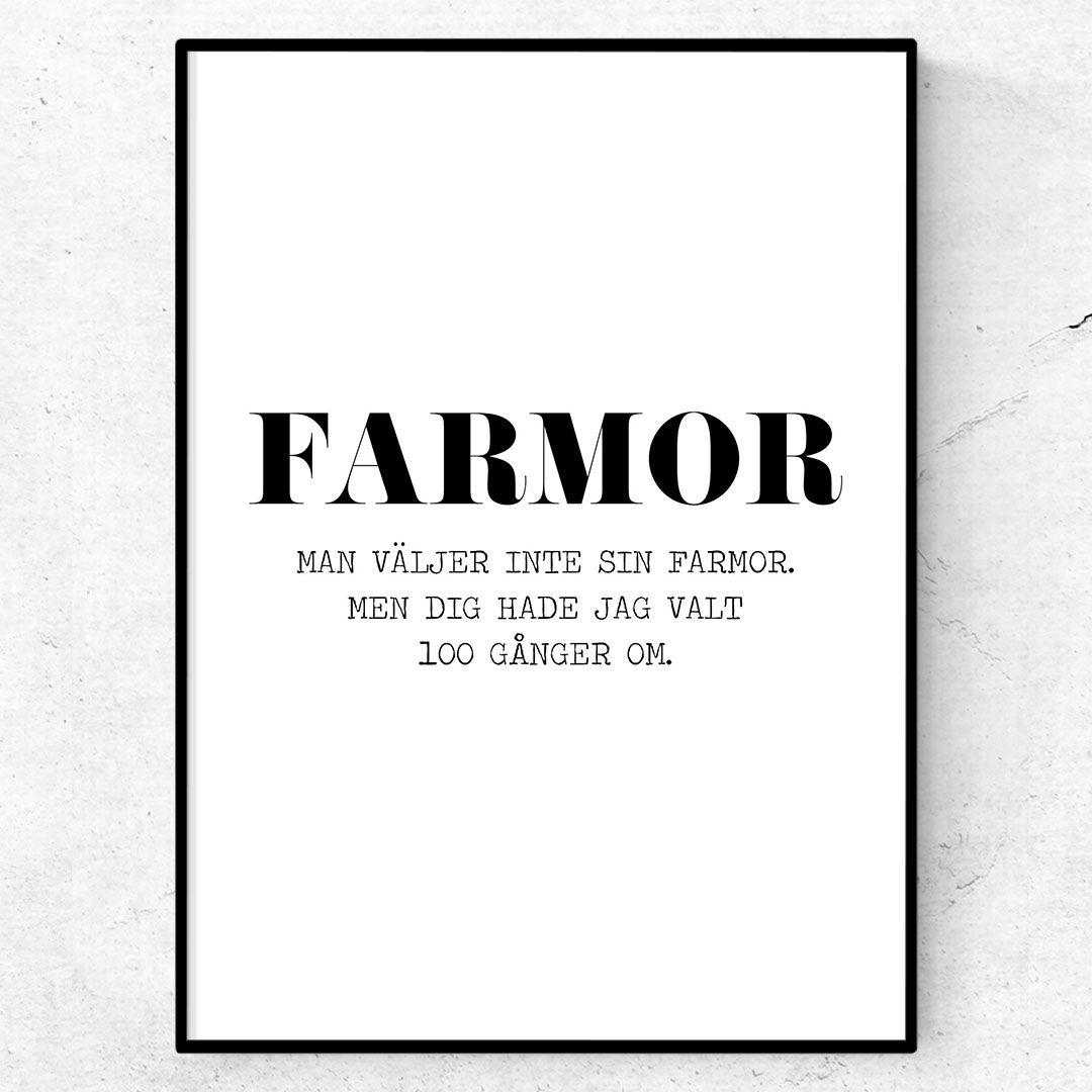 farmor farfar present