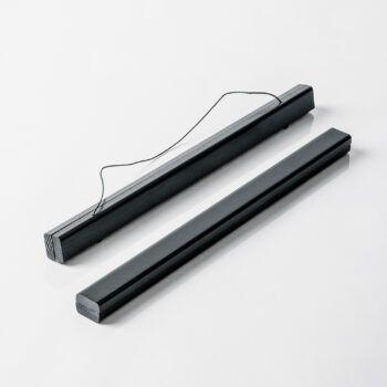posterhängare 30cm svart