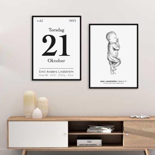doptavla födelsetavla födelseposter