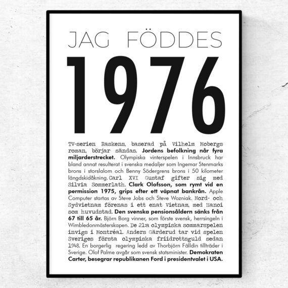 1976 modern
