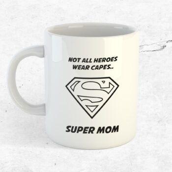 super mom mamma kopp mugg mors dag present