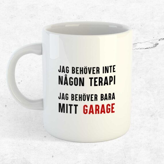 garage mugg bilar kopp mugg kaffekopp present