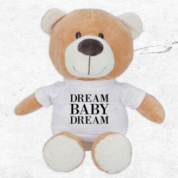dream baby dream nalle gosedjur mjukisdjur