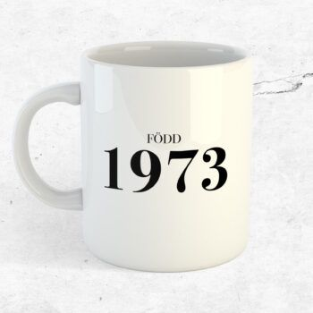 mitt årtal kopp mugg årtalskopp årtalsmugg